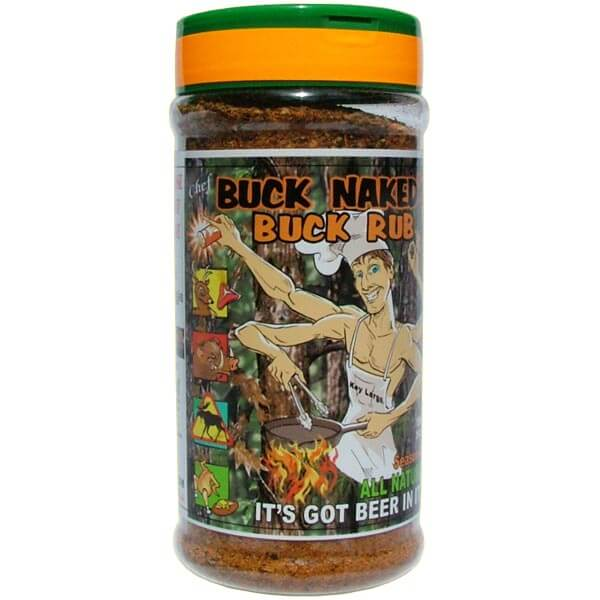 Buck Naked's Buck Rub