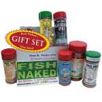 Buck Naked's Fish Naked Gift Set